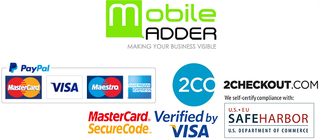 Mobile Adder - Making your Business Visible!